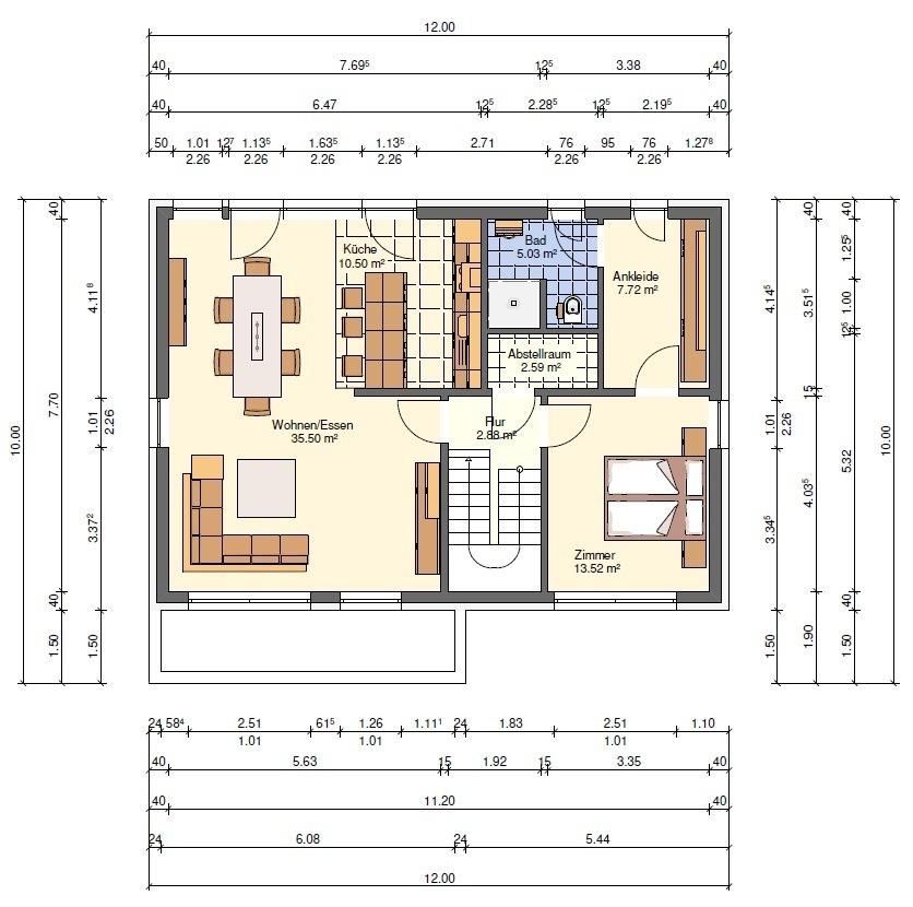 acheter maison individuelle 3 chambres 170 m² wallendorf-pont photo 4