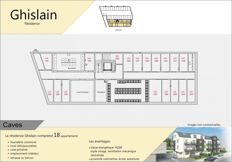 acheter appartement 3 chambres 107.25 m² rodange photo 5