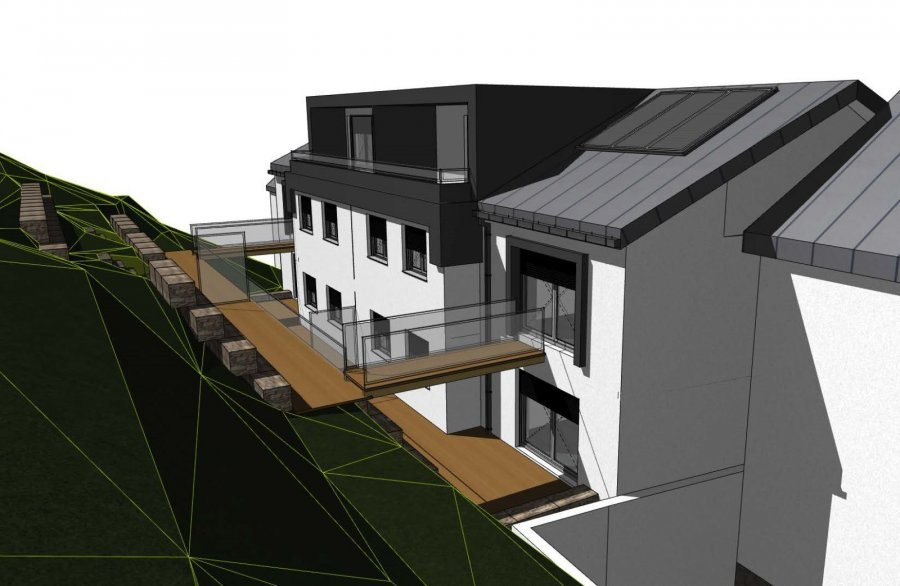 acheter duplex 4 chambres 163.91 m² bissen photo 2