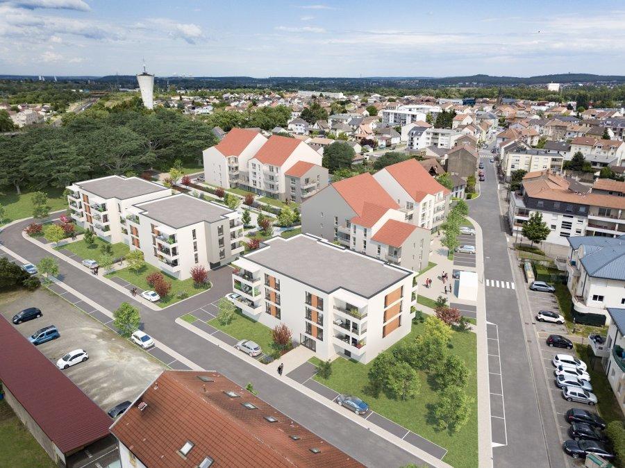 Appartement à vendre F2 à Mondelange