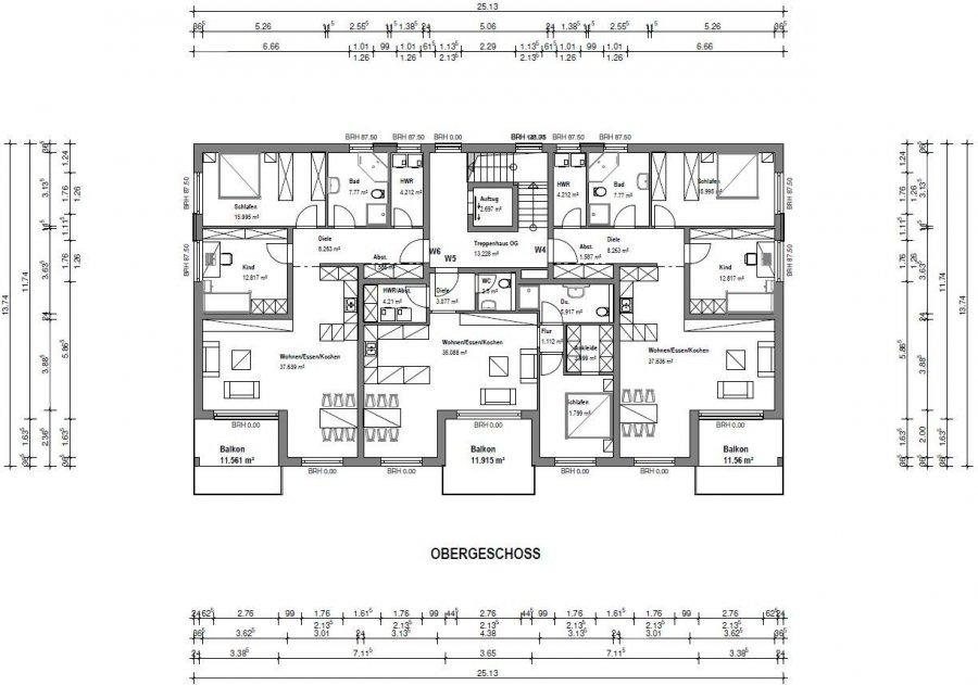 acheter appartement 2 pièces 93 m² merzig photo 2