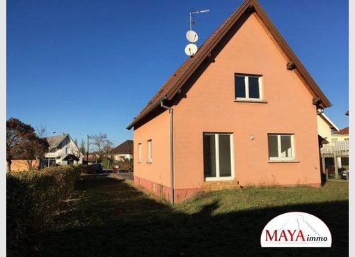 Vente maison 6 Pièces à Wittenheim , Haut-Rhin - Réf. 4865312