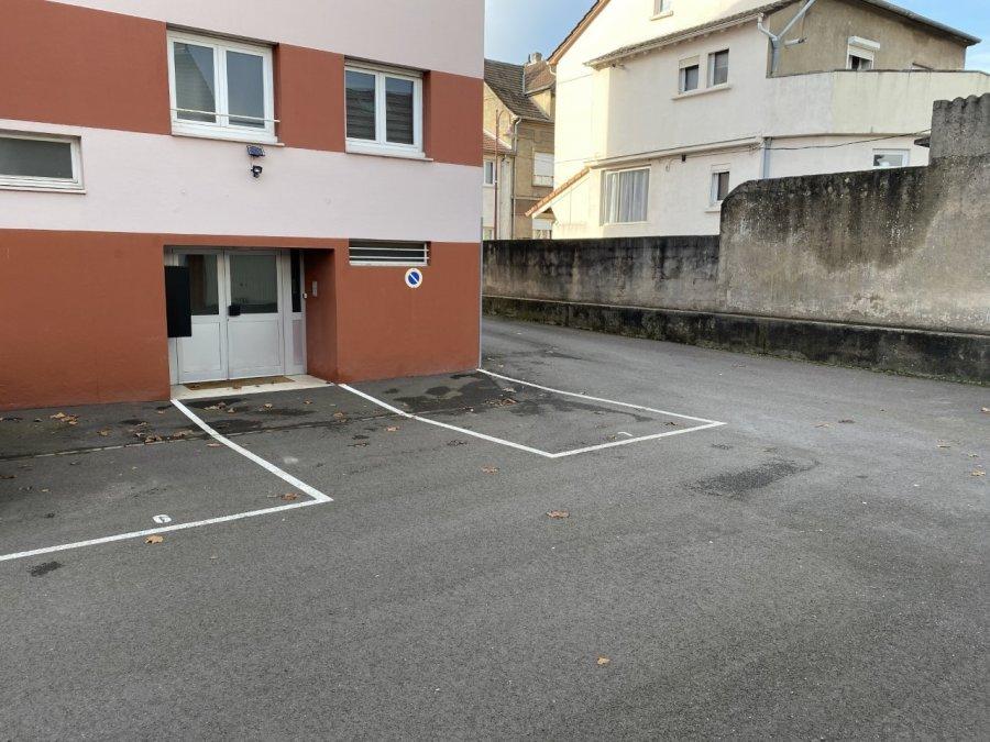 Garage ouvert à vendre à Amnéville