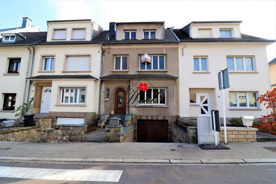 acheter maison mitoyenne 5 chambres 225 m² luxembourg photo 1