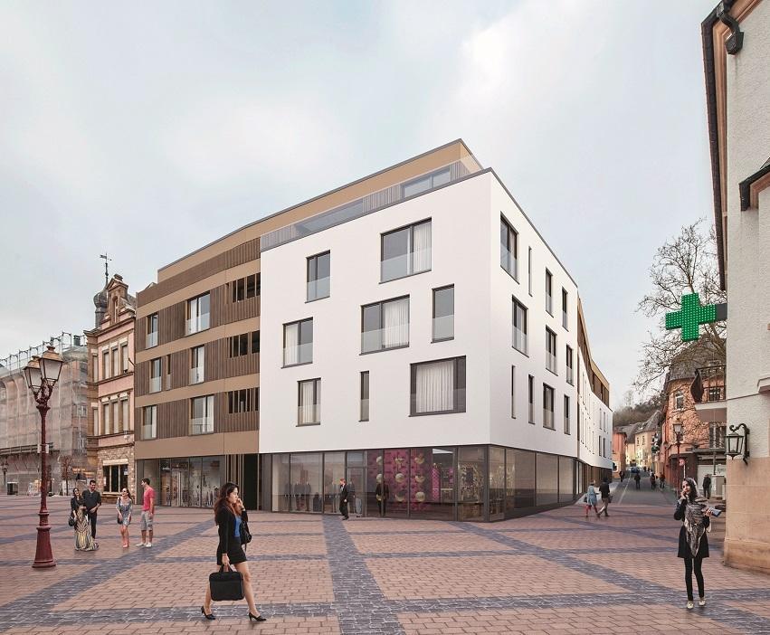 Duplex à vendre 3 chambres à Ettelbruck