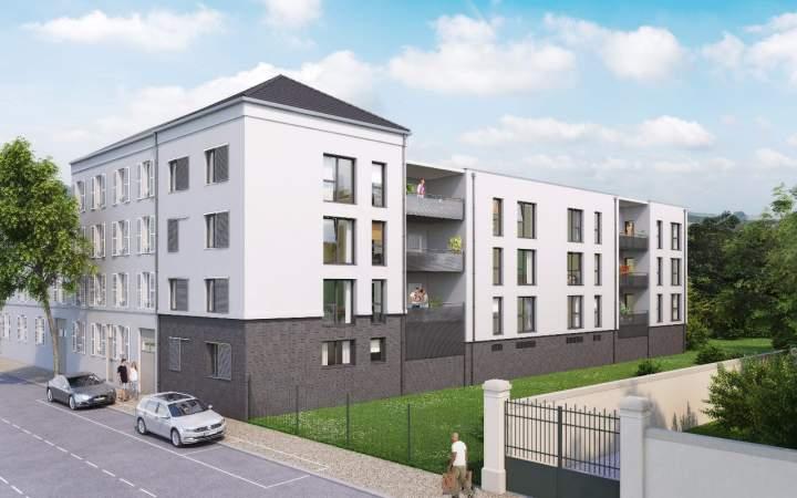 acheter appartement 2 pièces 55 m² nancy photo 1