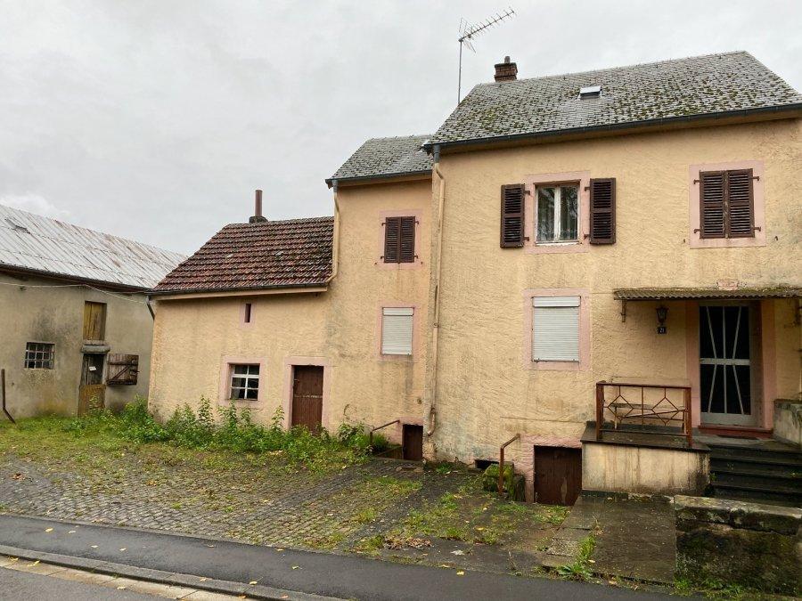 Corps de ferme à vendre 4 chambres à Haller