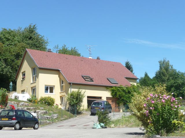 Maison mitoyenne à louer F5 à Illfurth