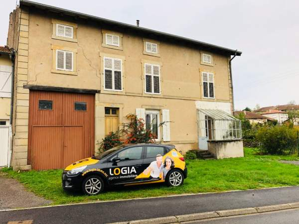 acheter maison 10 pièces 300 m² glonville photo 1
