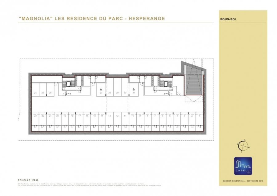 acheter appartement 2 chambres 86.15 m² hesperange photo 7