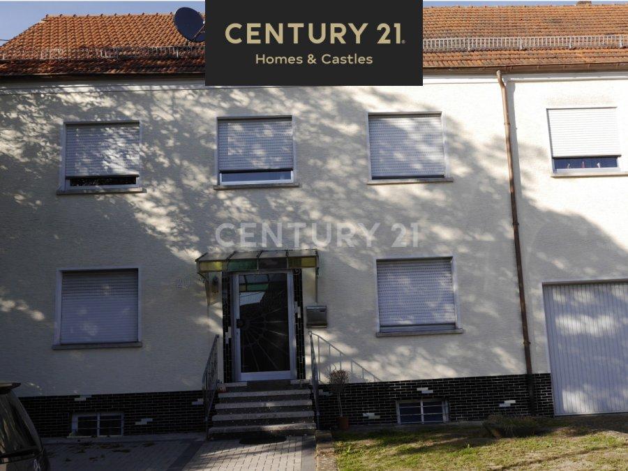 einfamilienhaus kaufen 6 zimmer 250 m² rehlingen-siersburg foto 1