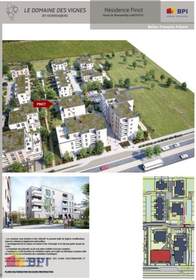 acheter appartement 3 chambres 116 m² mertert photo 3