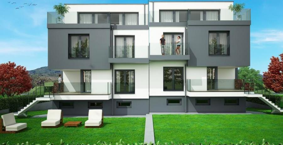 Appartement à vendre 4 chambres à Hellange