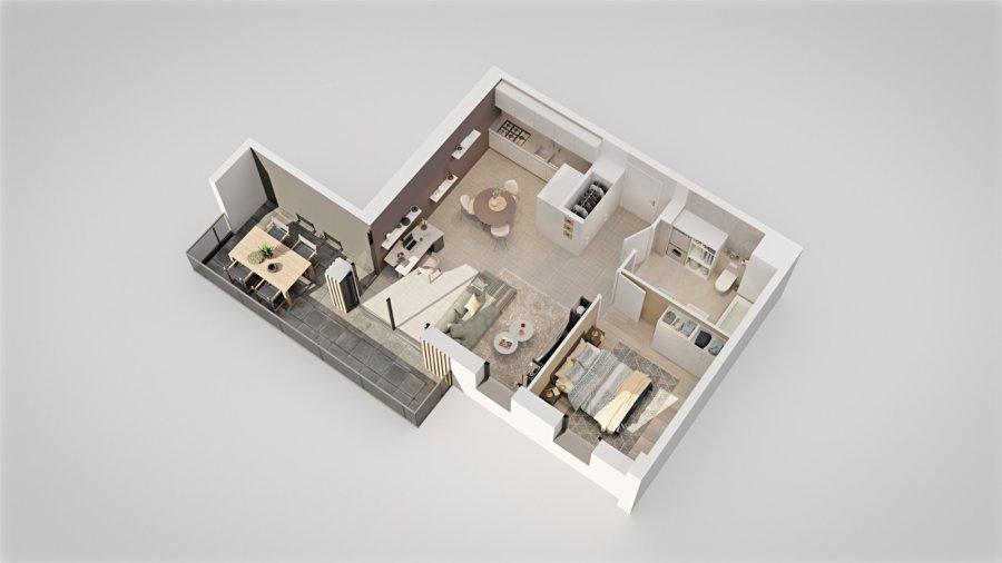 acheter appartement 2 pièces 50.4 m² thionville photo 1