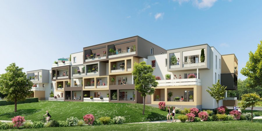 acheter appartement 4 pièces 89 m² metz photo 4
