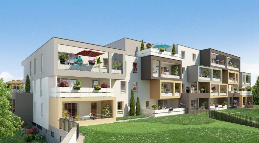 acheter appartement 4 pièces 89 m² metz photo 3