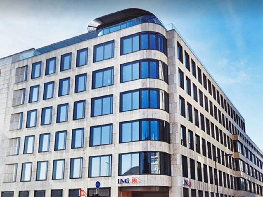 louer bureau 0 chambre 56 m² luxembourg photo 1