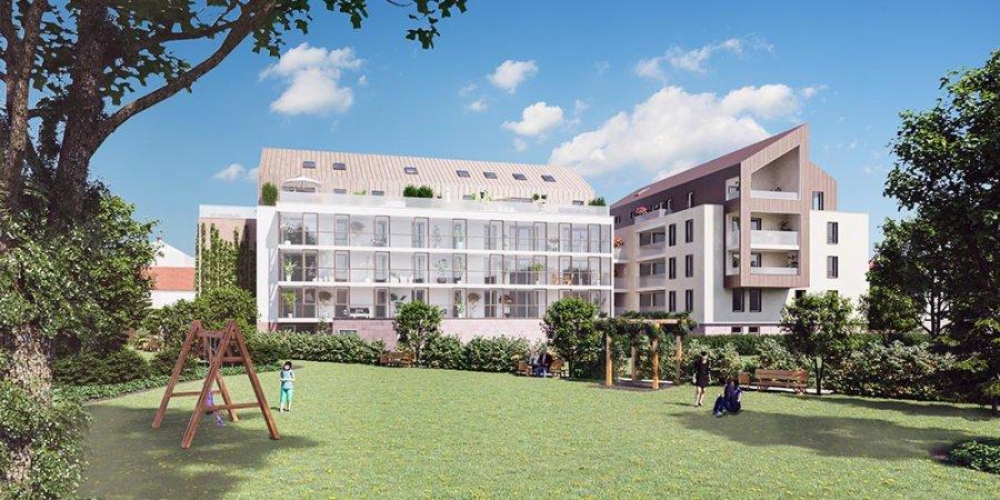 acheter appartement 4 pièces 78 m² strasbourg photo 1