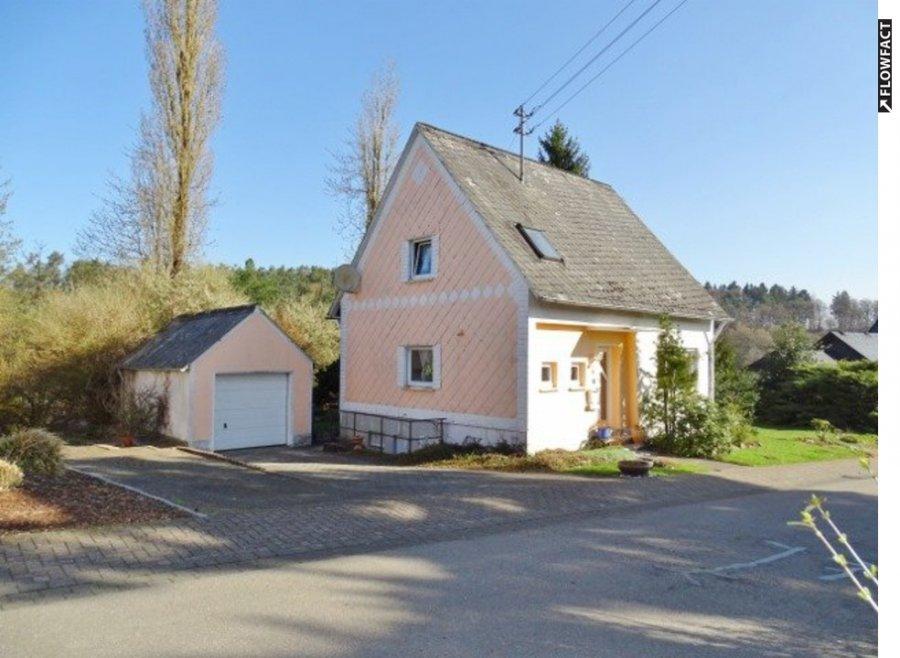 haus kaufen 3 zimmer 90 m² morbach foto 1
