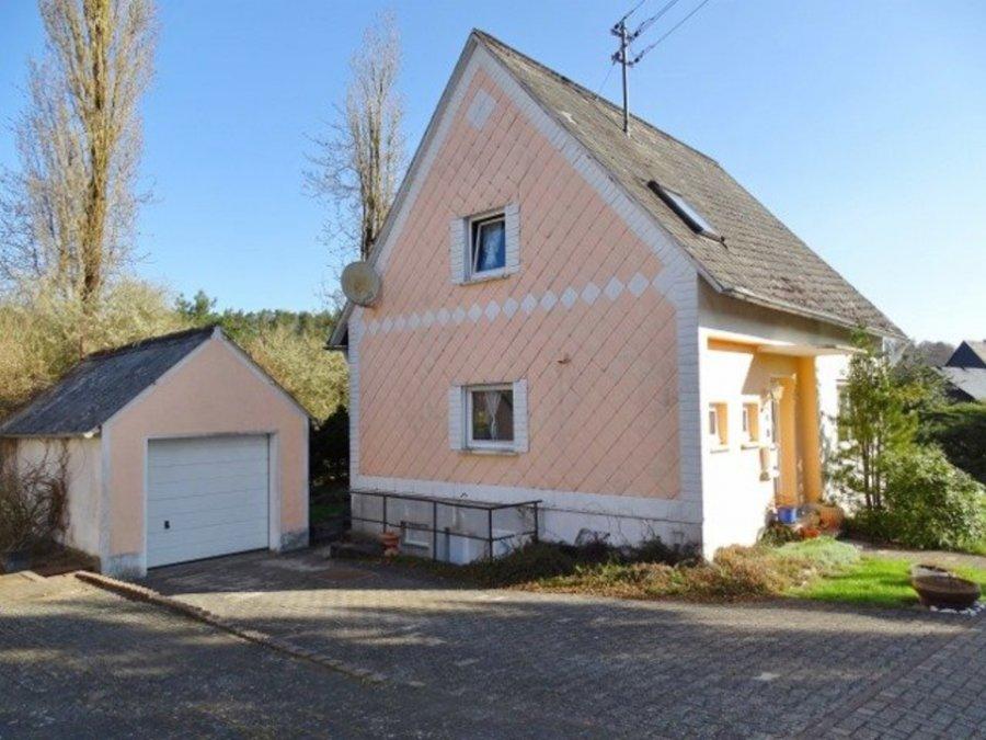 haus kaufen 3 zimmer 90 m² morbach foto 3