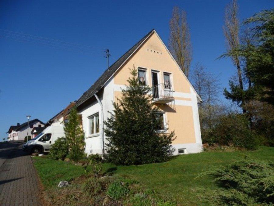 haus kaufen 3 zimmer 90 m² morbach foto 2