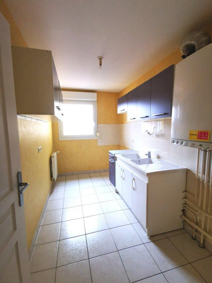 Appartement à louer F3 à Metz-Sablon