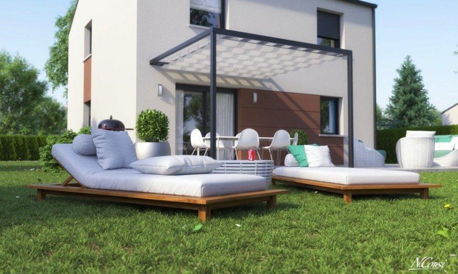 acheter maison 5 pièces 87 m² courcelles-chaussy photo 1