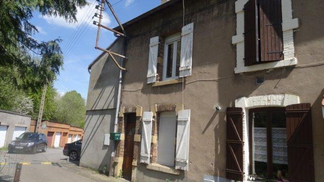 acheter maison mitoyenne 4 pièces 0 m² homécourt photo 1