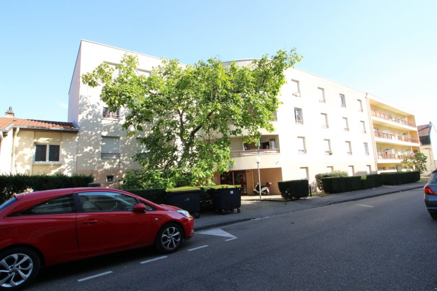 acheter appartement 3 pièces 62.09 m² metz photo 1