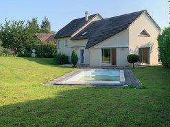 Maison individuelle à vendre F6 à Thionville-Guentrange - Réf. 7262528
