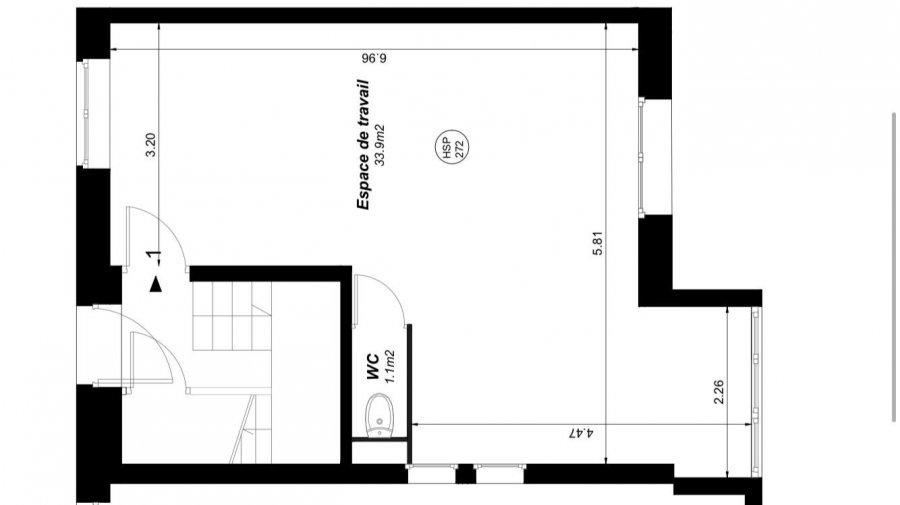 louer bureau 0 pièce 35 m² lille photo 2