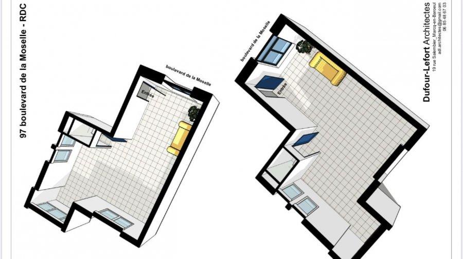 louer bureau 0 pièce 35 m² lille photo 1