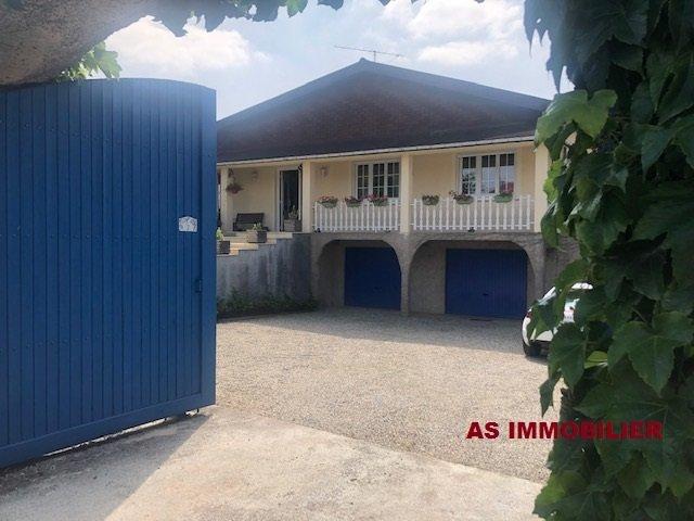 Maison individuelle à vendre F8 à Metz