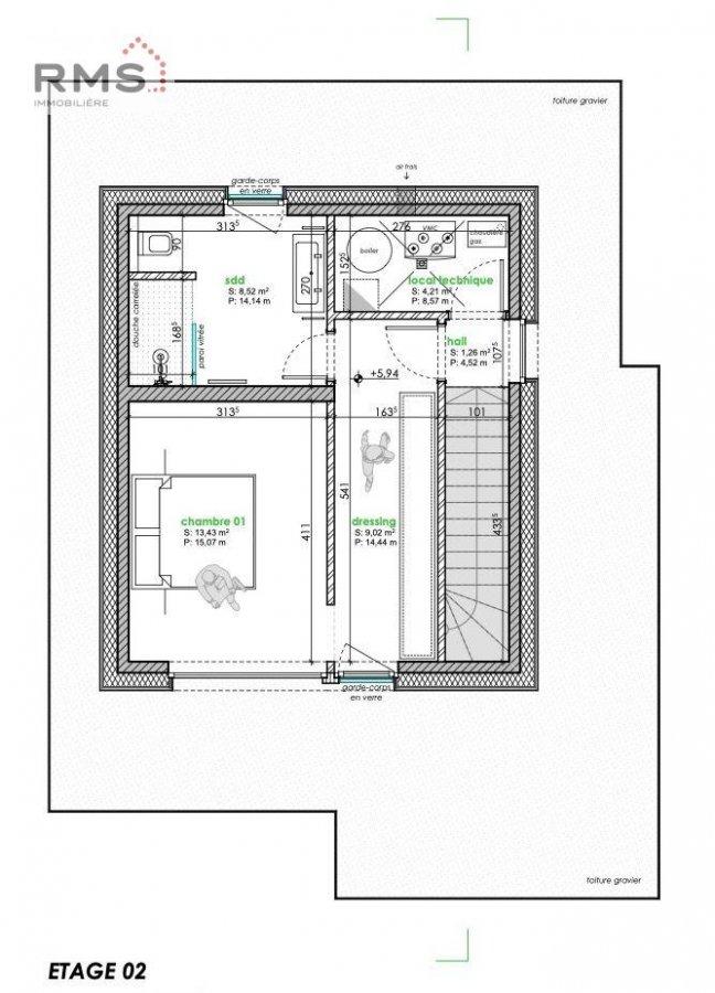 acheter maison 5 chambres 240 m² mersch photo 5
