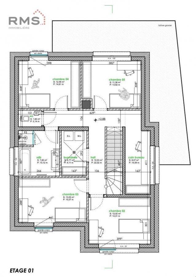 acheter maison 5 chambres 240 m² mersch photo 4