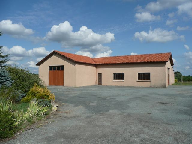 Maison individuelle à vendre F6 à Saint-christoly-de-blaye