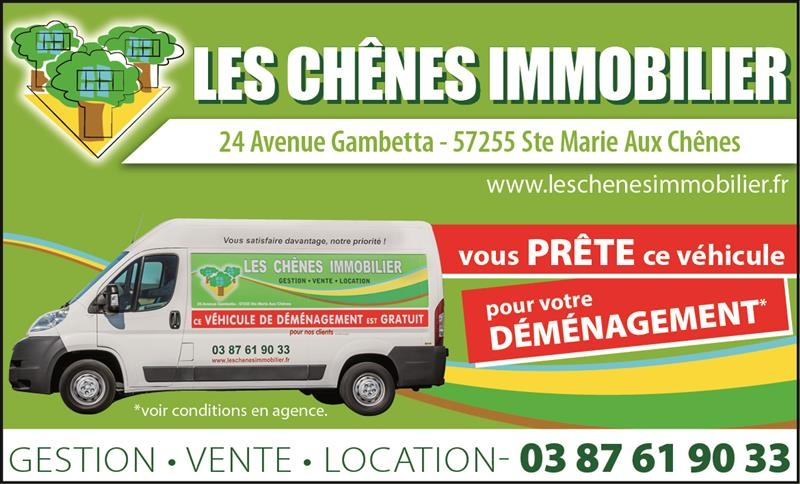 Maison à vendre F6 à Sainte-marie-aux-chenes