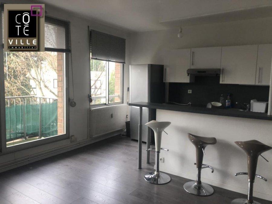louer appartement 2 pièces 42.94 m² marcq-en-baroeul photo 2