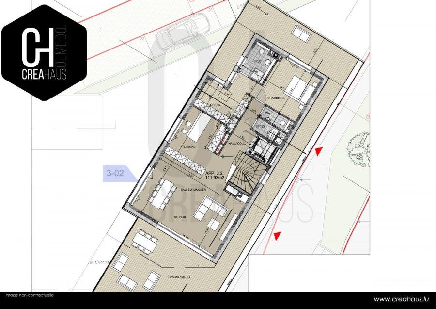 acheter appartement 3 chambres 163.61 m² mamer photo 2