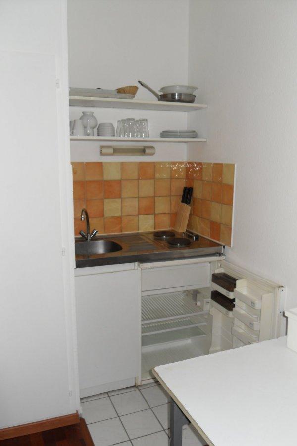 Appartement à louer F1 à Strasbourg