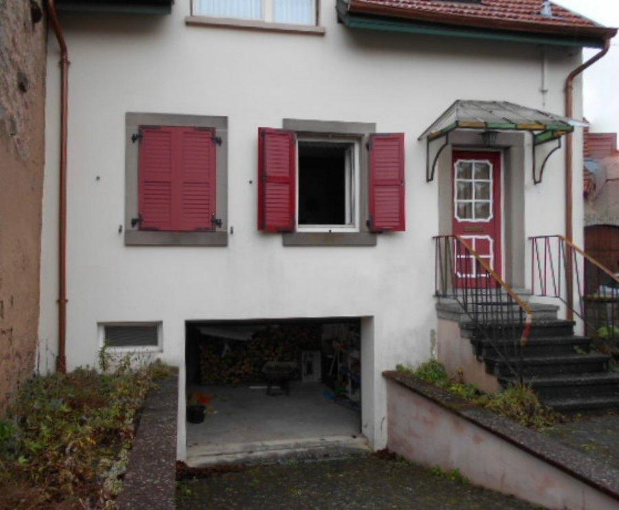 acheter maison 5 pièces 80 m² la petite-pierre photo 1