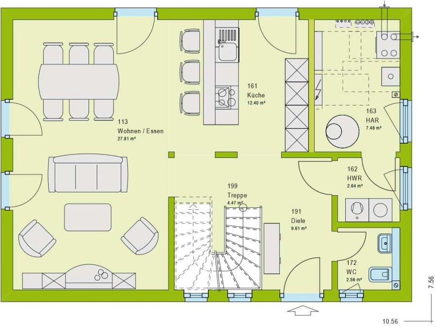 haus kaufen 4 zimmer 133 m² freudenburg foto 5