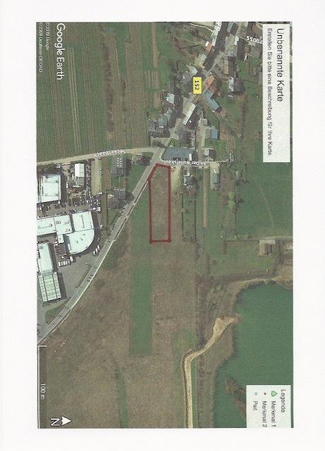 Terrain constructible à vendre à Remerschen