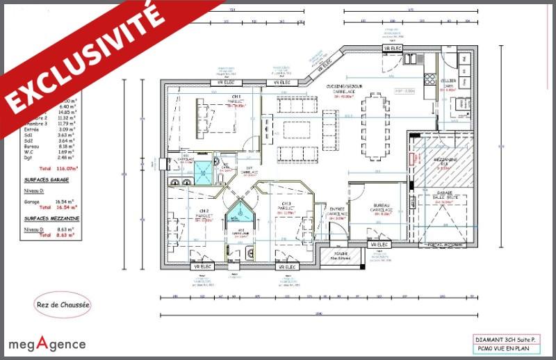 acheter maison 4 pièces 116 m² saint-hilaire-de-riez photo 2