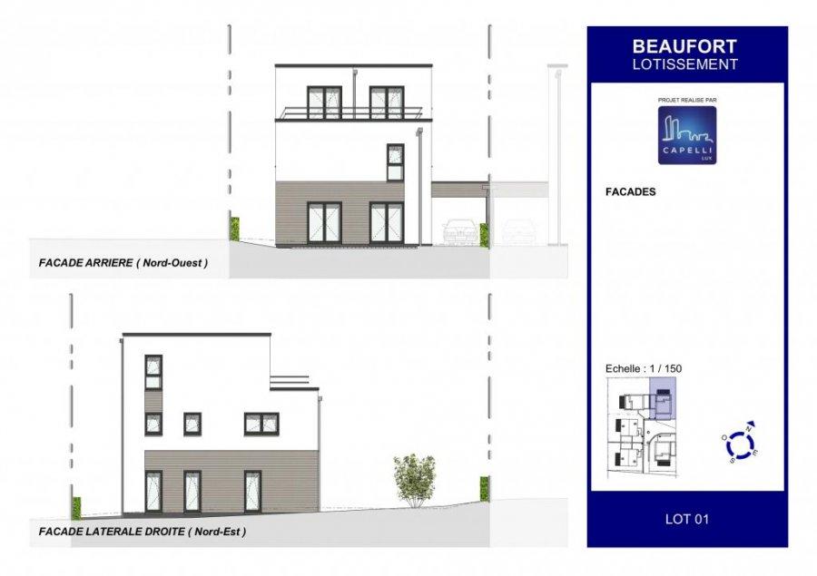 acheter maison individuelle 4 chambres 147.04 m² beaufort photo 7