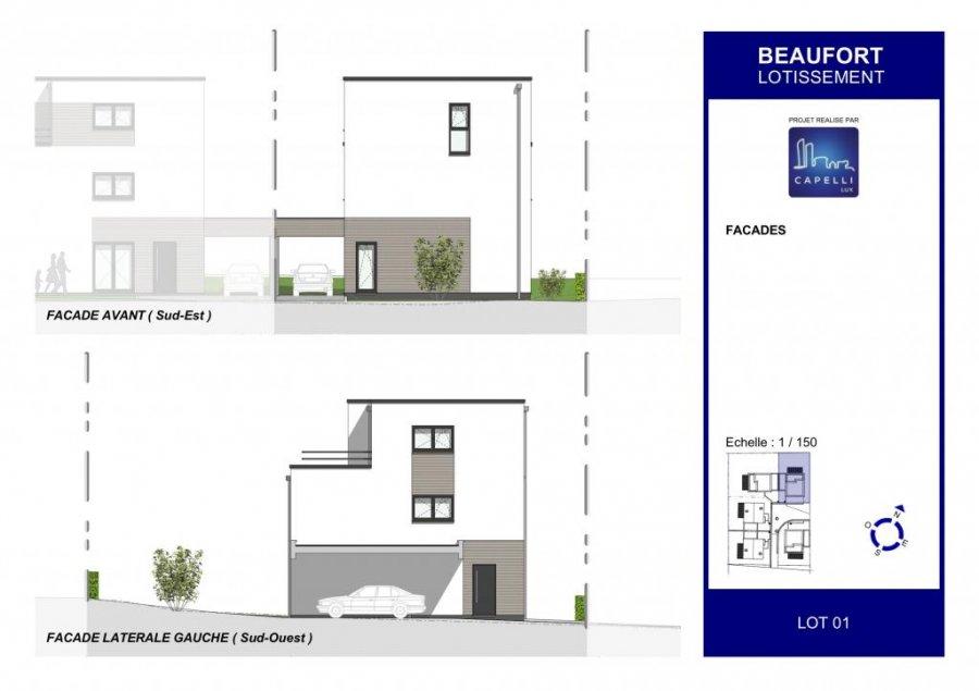 acheter maison individuelle 4 chambres 147.04 m² beaufort photo 6