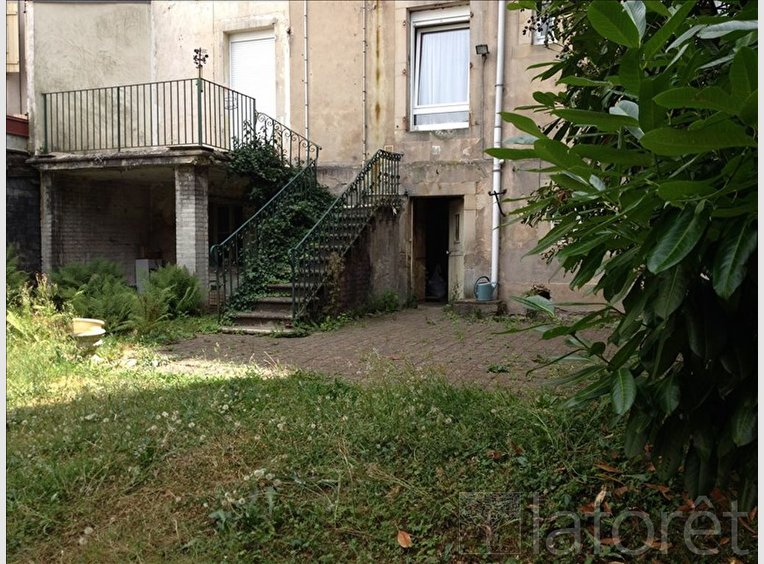 Vente appartement f5 pinal vosges r f 5246528 for Appartement atypique epinal