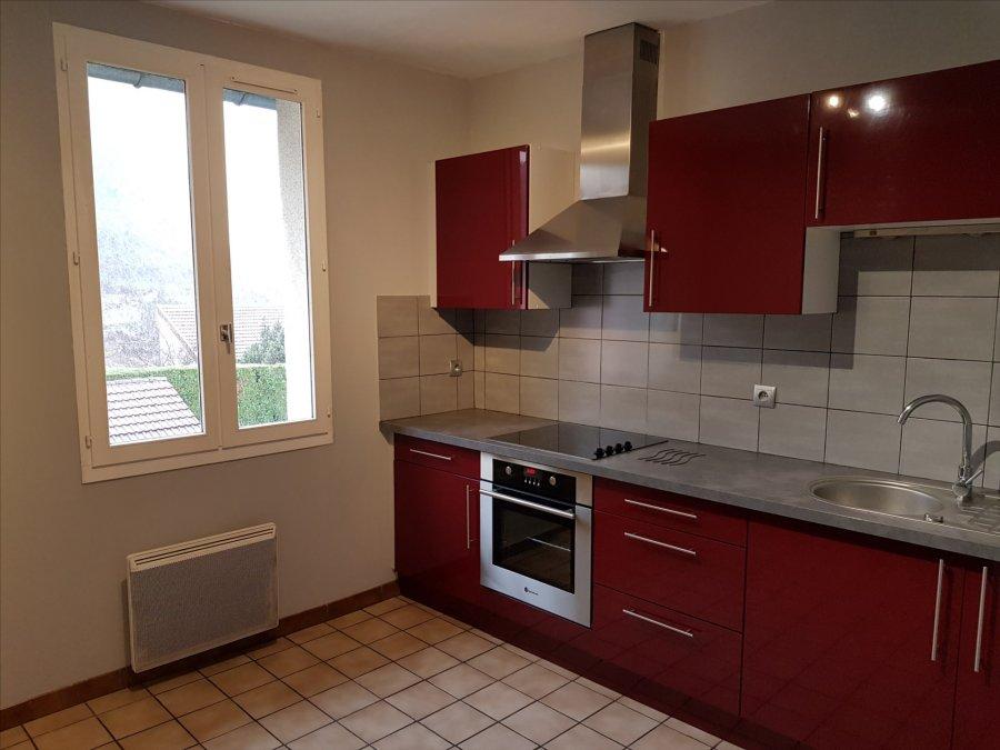 Appartement à louer F2 à Remiremont