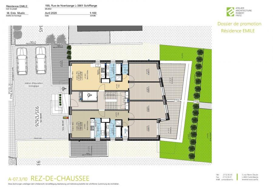 acheter appartement 2 chambres 66 m² schifflange photo 4