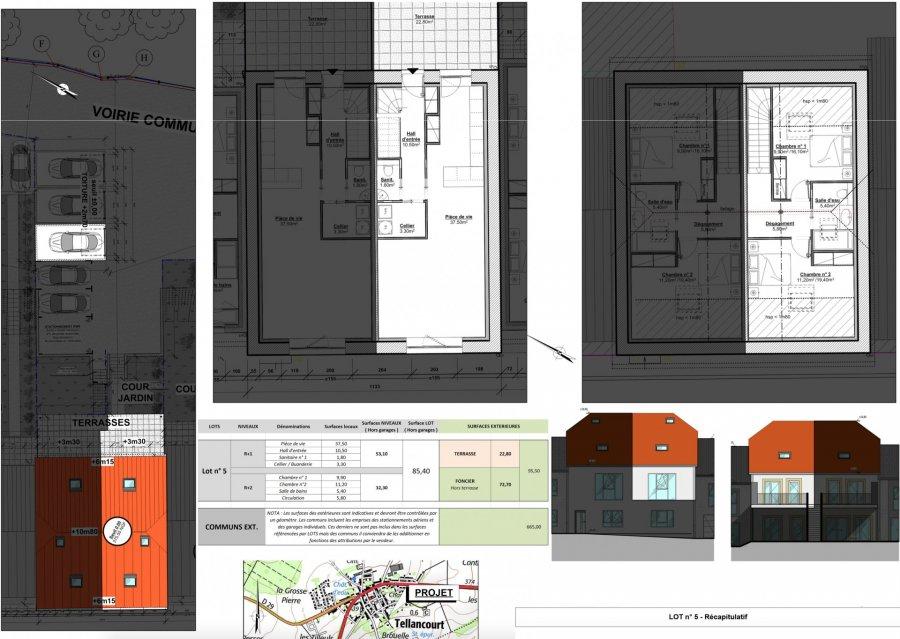 Duplex à vendre Tellancourt